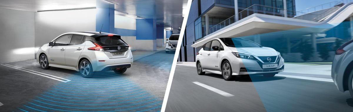 Nissan Leaf Otthoni fali gyors töltő, utcai töltőkábel