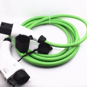 Duosida , Type 1, e car , utcai töltőkábel , elektromos autó töltőkábel , 32 Amper , 1 fázis