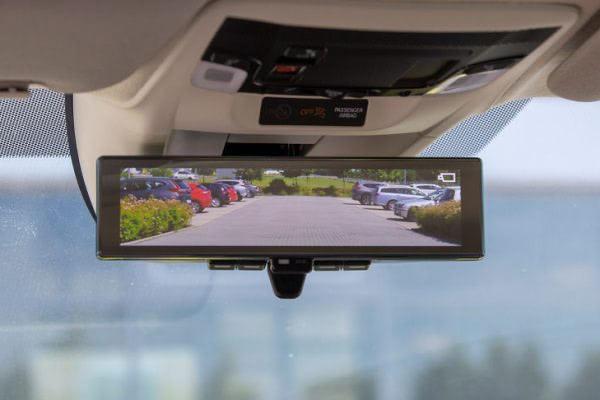 Honda e elektromos belső tükör