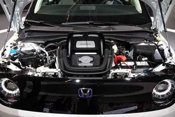 Honda e elektromos meghajtás