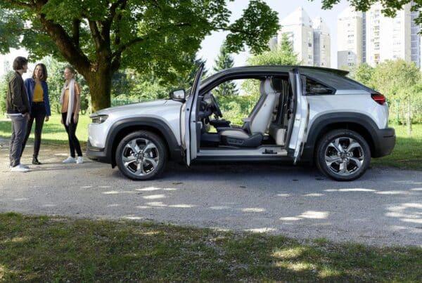 Mazda mx30 töltés, elektromos autó töltőkábel, leírás, szabadidő