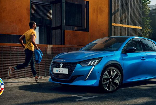 Peugeot e-208 , elektromos Peugeot, az év autója 2020