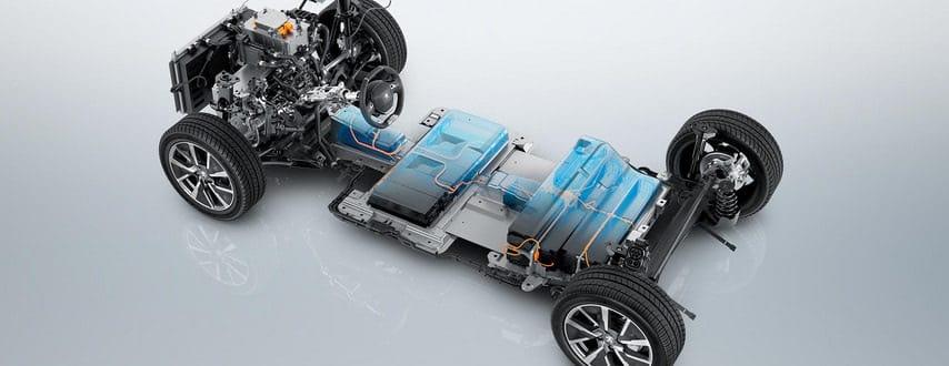 Peugeot e-208 töltés, elektromos Peugeot, elektromos autó meghajtása, akkumulátor