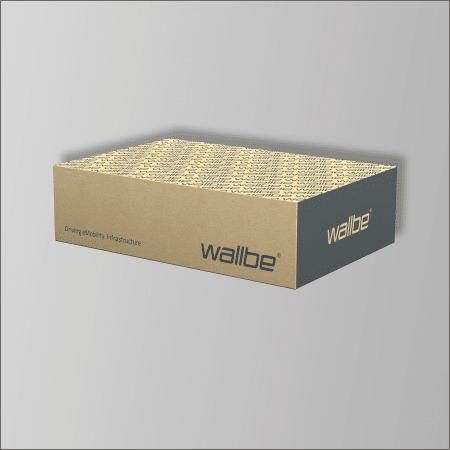 Wallbe eco fali töltő szállítása csomagolása