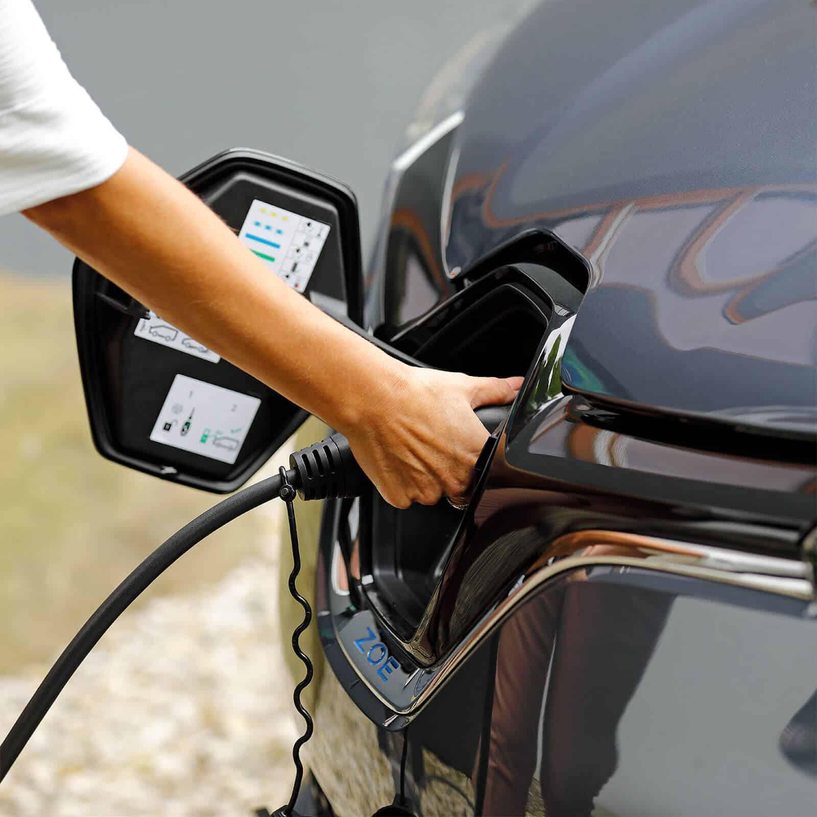 wallbe LEO 11kw elektromos autó töltő, type 2 kábel 5 méter, Plug & Charge