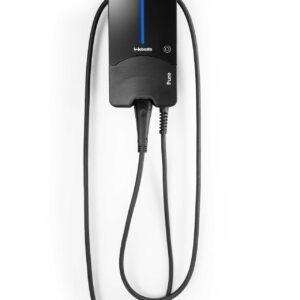 Webasto pure black elektromos autó fali gyors töltő 11kw, 22kW